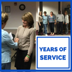 Years of Service and Dedication Keep Services Going Strong.