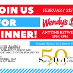 Meet Us At Wendy's!