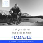 March is National Disabilities Awareness Month