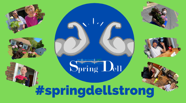Copy of #springdellstrong