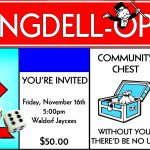SPRINGDELL-OPOLY is Coming Soon!  Get in the Game!!!