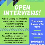 Open Interviews Day at Spring Dell!